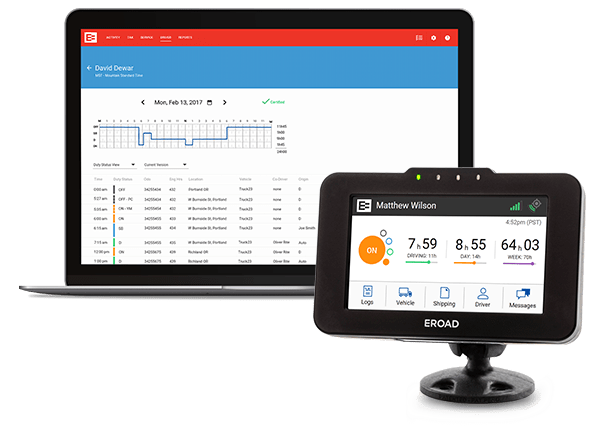 The 10 Best ELD Devices - Reviewing 2019's Top E-Logs (UPDATED) 36