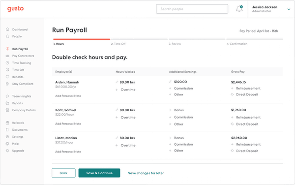 2020 Top Payroll Management Software 2