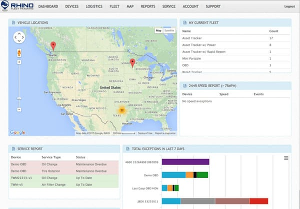 Best Fleet Management & Tracking Solutions in 2020 9