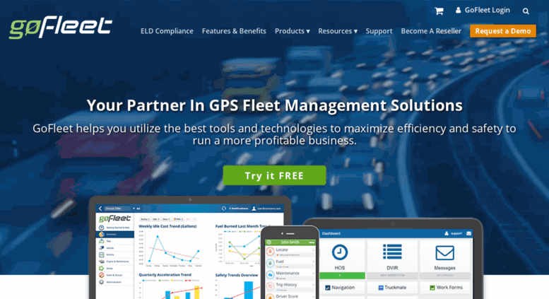 Fleet Management With GoFleet 5