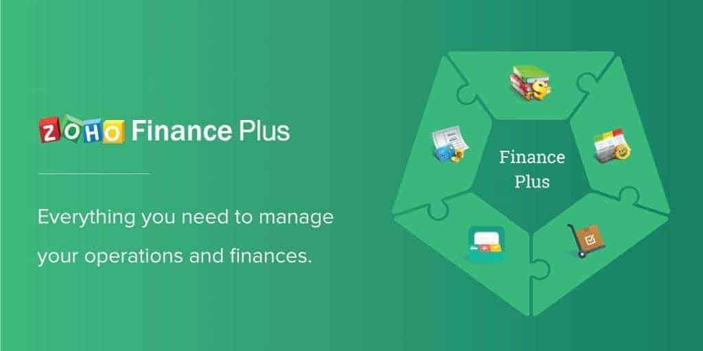 Zoho Finance Plus Review 1