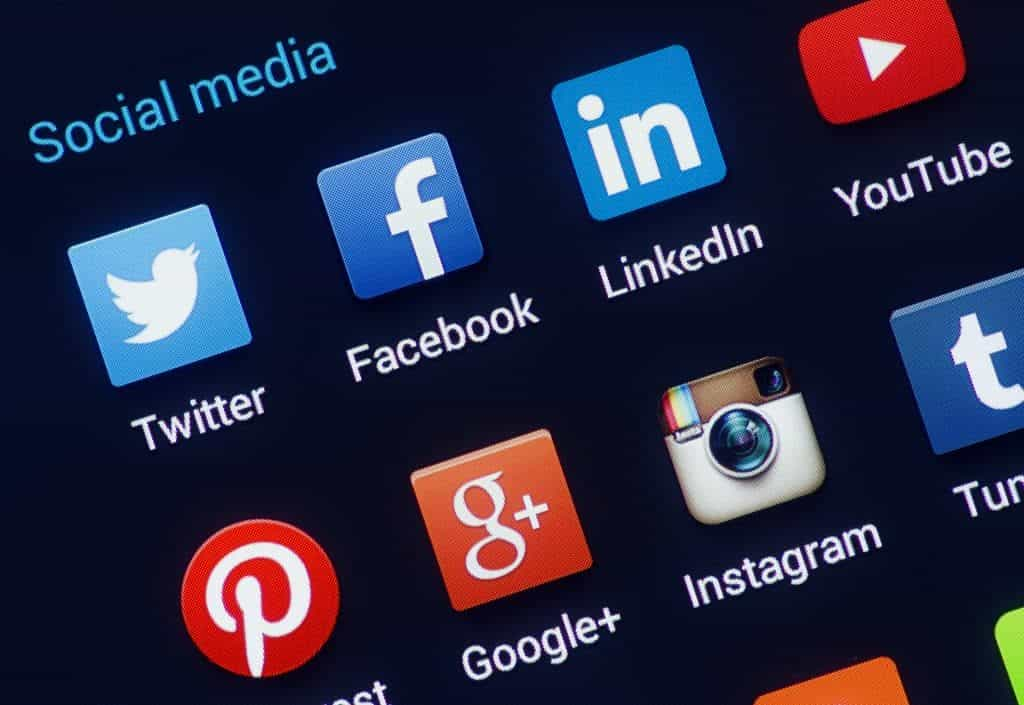 Social media to grow your business and stay in contact
